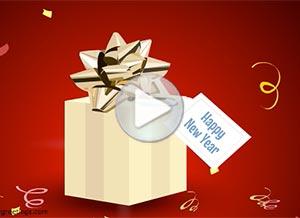 Imagen de New year para compartir gratis. My best wishes