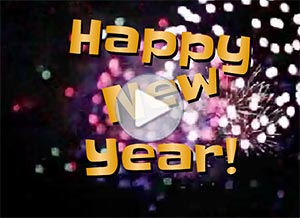 Imagen de New year para compartir gratis. Happy New Year