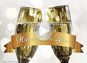 Imagen de New year para compartir gratis. May this be the best year ever