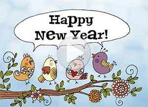Imagen de New year para compartir gratis. Wishing you the very best