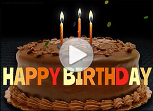 Imagen de Birthday para compartir gratis. Let me help you eat that cake!