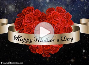 Imagen de Mother's day para compartir gratis. The masterpiece of creation