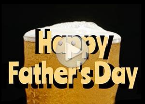 Imagen de Father's day para compartir gratis. For beer fans