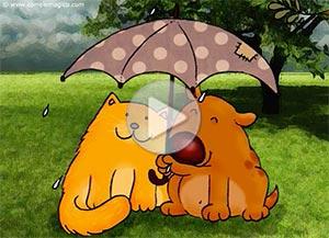 Imagen de Friendship para compartir gratis. Sharing sorrows and joys