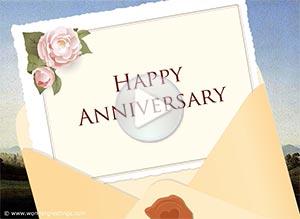 Imagen de Anniversary para compartir gratis. Happy Anniversary