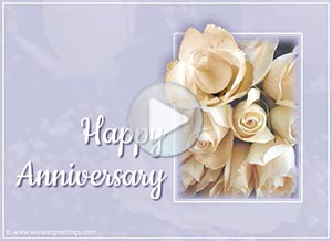 Imagen de Anniversary para compartir gratis. May your love continue to flourish
