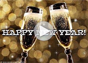 Imagen de New year para compartir gratis. To a year filled with joy