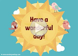 Imagen de Just because para compartir gratis. Have a wonderful day!