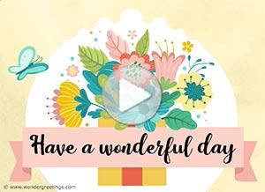 Imagen de Just because para compartir gratis. Have a wonderful day