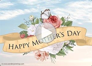 Imagen de Mother's day para compartir gratis. A Mother's love