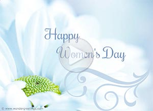 Imagen de Women's day para compartir gratis. You are a work of God