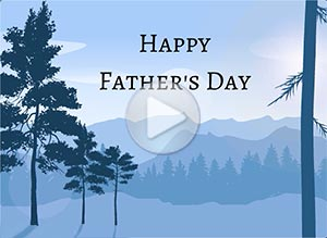 Father's Day ecard. God bless you