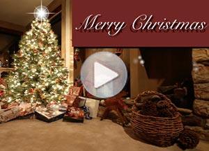 Imagen de Christmas para compartir gratis. Joy, peace and love
