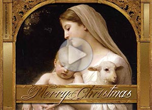 Imagen de Christmas para compartir gratis. He is the spirit of Christmas