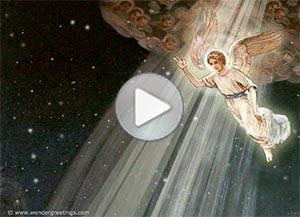 Imagen de Christmas para compartir gratis. The Messiah has been born