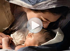 Imagen de Christmas para compartir gratis. The birth of our Saviour