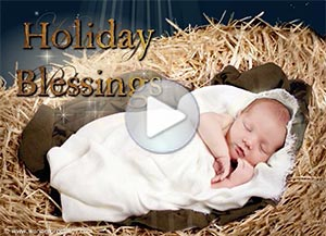 Imagen de New year para compartir gratis. Love was born on Christmas