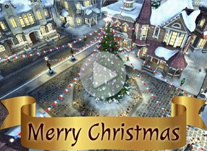 Imagen de Christmas para compartir gratis. Christmas magic