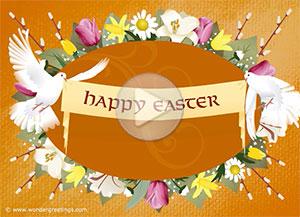 Imagen de Easter para compartir gratis. Happy Easter