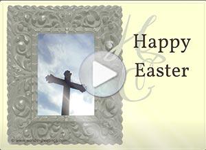 Imagen de Easter para compartir gratis. Peace be with you