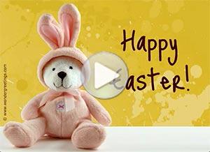 Imagen de Easter para compartir gratis. I bring a message for you